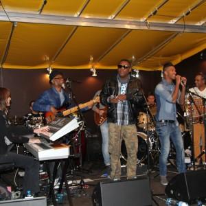 Afro pfingsten Concert